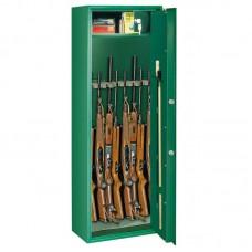 Dulap arme SELECT 8 verde WAFFENSCHRANK cu cheie, 8 arme, certificat VDMA A