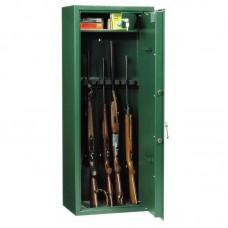 Dulap arme WF140E5 verde PREMIUM cu cheie, 5 arme, certificat VDMA A