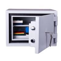 ASG 30 - seif cu cheie, certificat antiefractie clasa 1 EN 1143, 49 kg