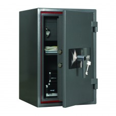 ASG 67 - seif cu cheie, certificat antiefractie clasa 1 EN 1143, 91 kg
