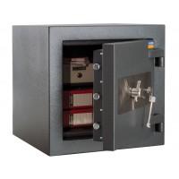 Bastion 50 - seif cu cheie certificat antiefractie clasa 2 EN 1143, 137 KG