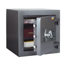 Bastion 50 EL - seif electronic certificat antiefractie clasa 2 EN 1143, 137 KG