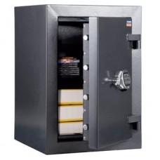 Bastion 79 - seif cu cheie certificat antiefractie clasa 2 EN 1143, 205 KG