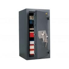 Burgas 85 - seif cu doua incuietori cu cheie, certificat antiefractie clasa 5 EN 1141, 833 KG