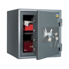 Garant 46 - seif certificat antifoc 60 min si antiefractie clasa 1, cu cheie, 106 KG