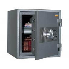 Garant 46 EL - seif certificat antifoc 60 min si antiefractie clasa 1, electronic, 106 KG