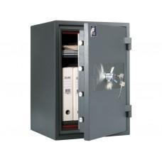 Garant 67 - seif certificat antifoc 60 min si antiefractie clasa 1, cu cheie, 136 KG