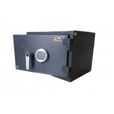Granit 3450 EL - seif certificat antifoc 30 min si antiefractie clasa 1, electronic, 93 KG
