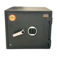 Granit 4450 EL - seif certificat antifoc 30 min si antiefractie clasa 1, electronic, 127 KG