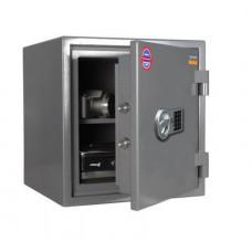 Granit 46 EL - seif certificat antifoc 30 min si antiefractie clasa 1, electronic, 119 KG