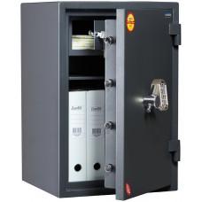 Granit 65 EL - seif certificat antifoc 30 min si antiefractie clasa 1, electronic, 155 KG