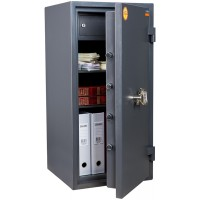 Granit 8465 EL - seif certificat antifoc 30 min si antiefractie clasa 1, electronic, 287 KG