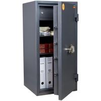 Granit 90 EL - seif certificat antifoc 30 min si antiefractie clasa 1, electronic, 197 KG